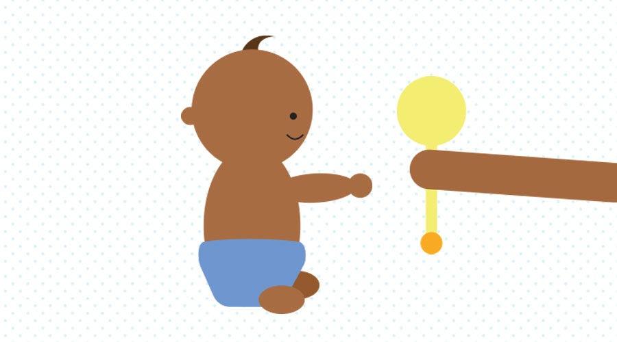 بازی با نوزاد 5